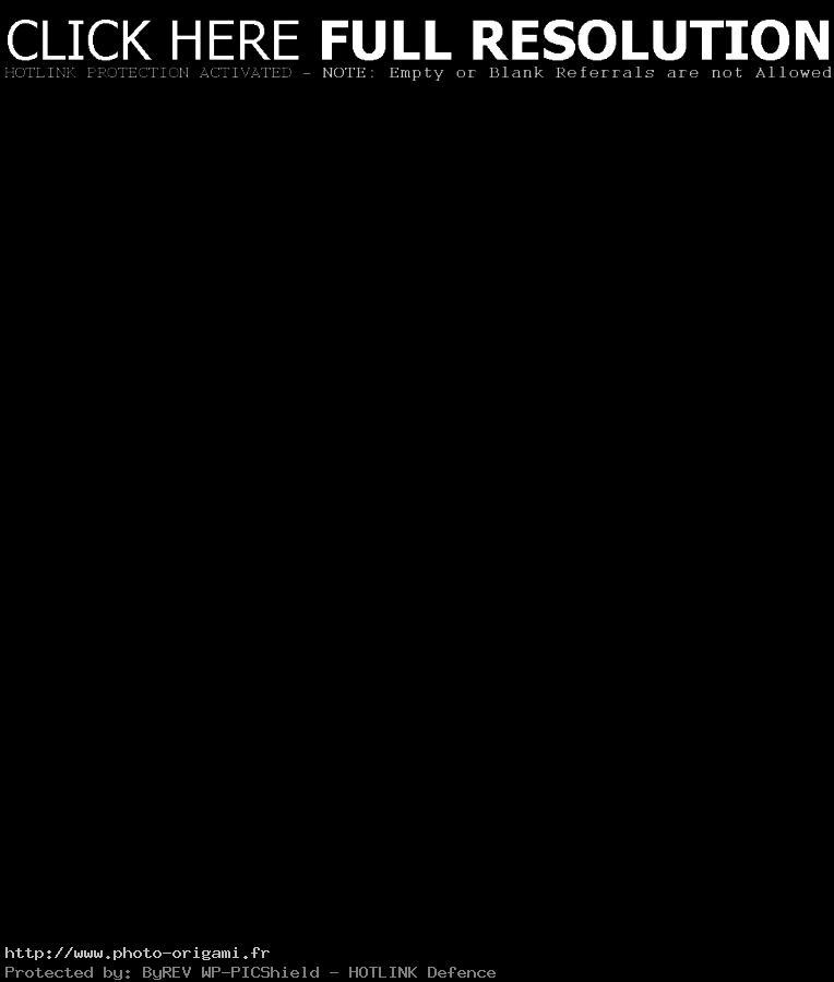 Joli Origami Fleur